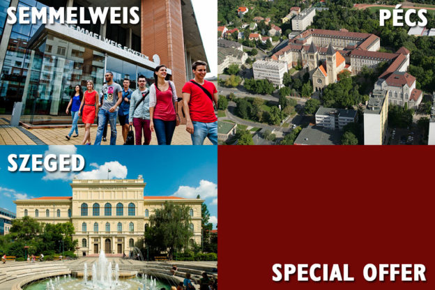 Special Offer Hungarian Universities