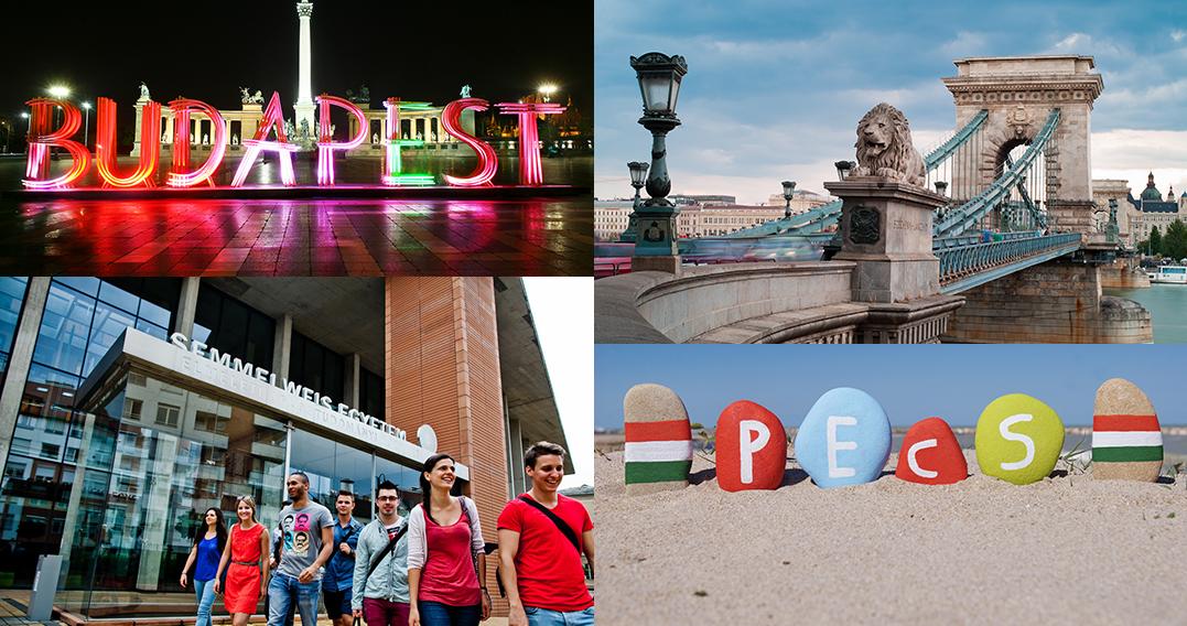 Study in Hungary (Budapest, Pécs, Szeged or Debrecen)