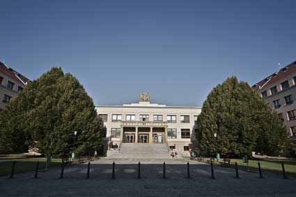Palacky University in Olomouc