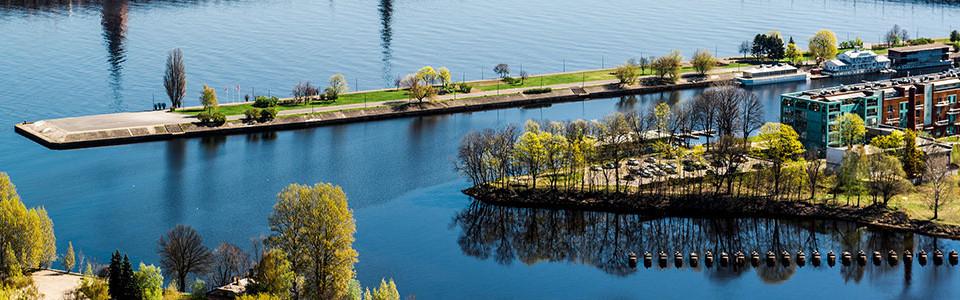 Riga bay