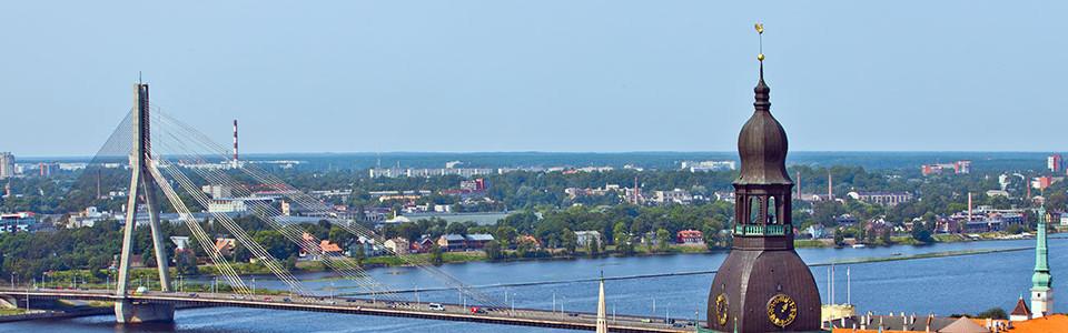 Riga bridge